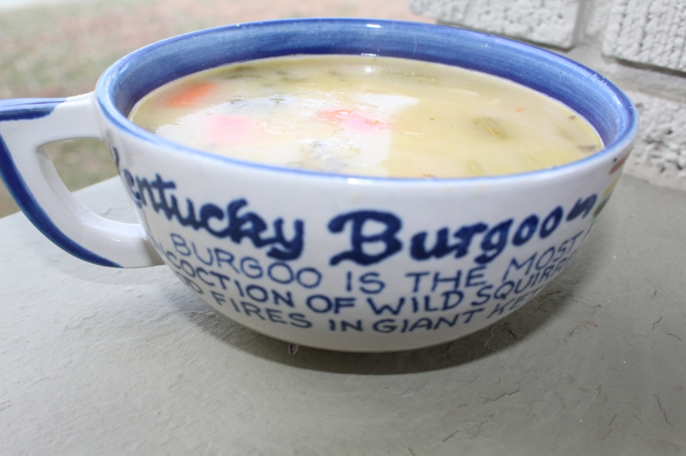 HerKentucky Chicken Noodle Soup