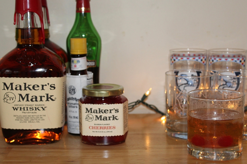 Maker's Mark Bourbon Bar