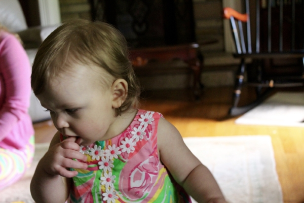 I bought my niece's first Lilly dress on the August 2015 After-Party sale!
