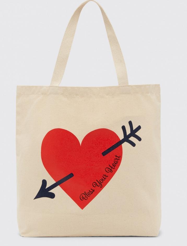 Draper James Bless Your Heart bag
