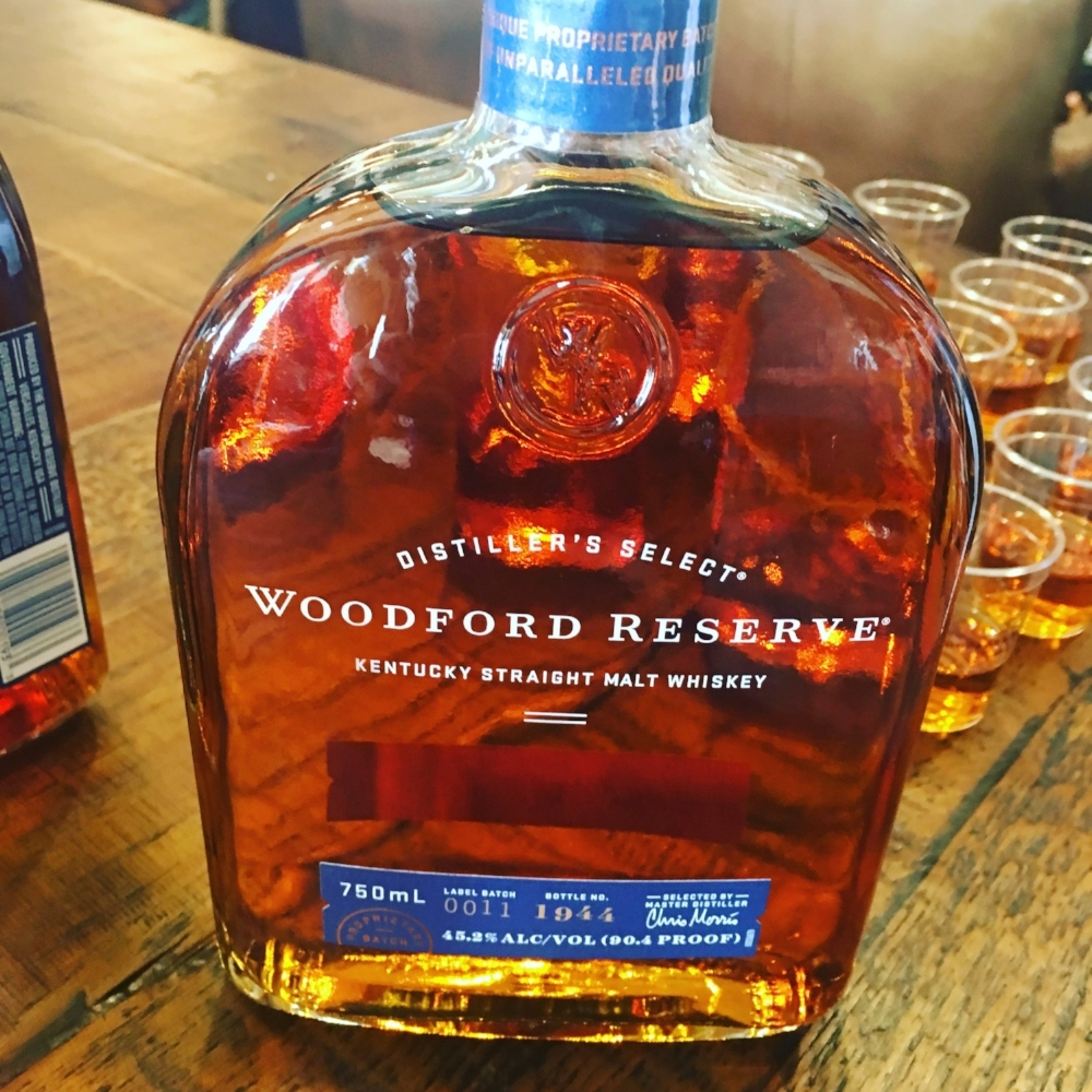 Woodford Reserve Kentucky Straight Malt Whiskey