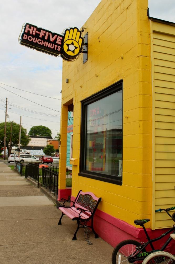 High Five Doughnuts Louisville KY
