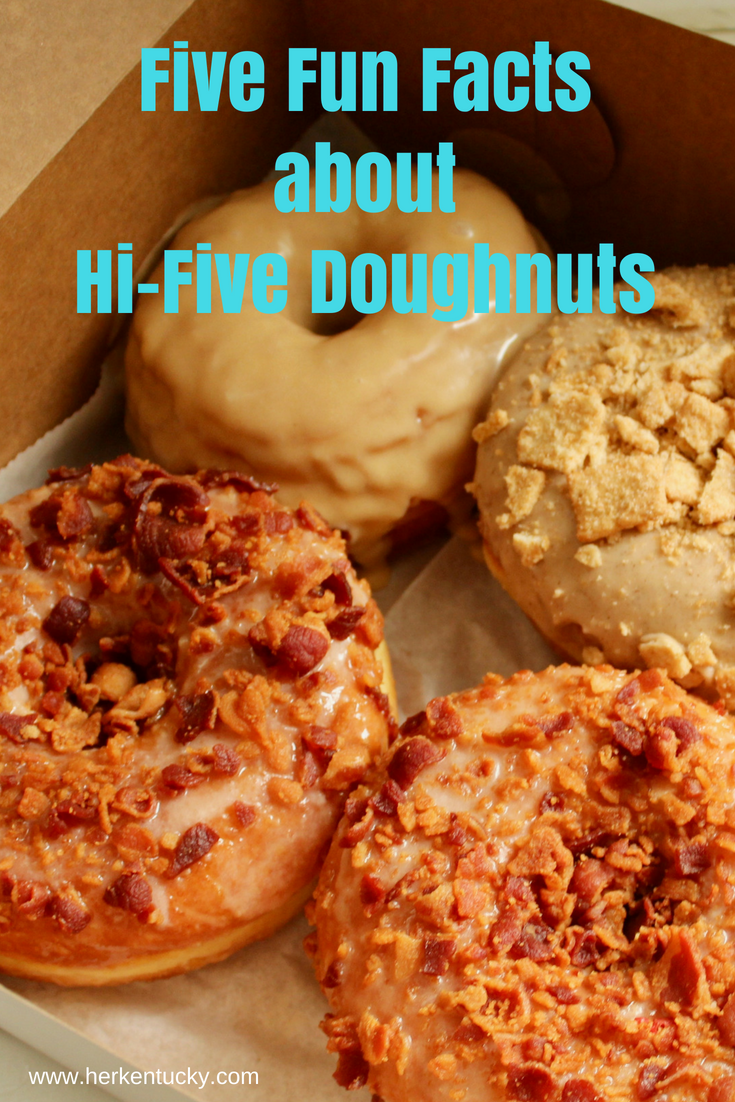 Five Fun Facts about Hi-Five Doughnuts | Louisville KY