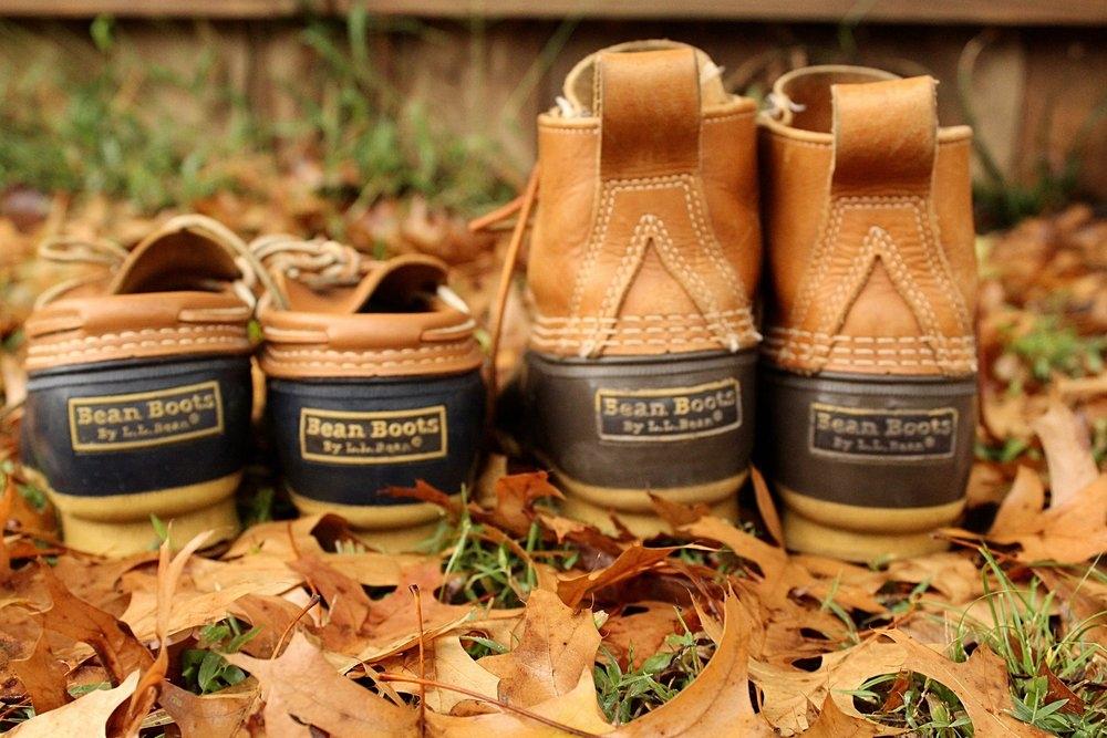 LL Bean Boots
