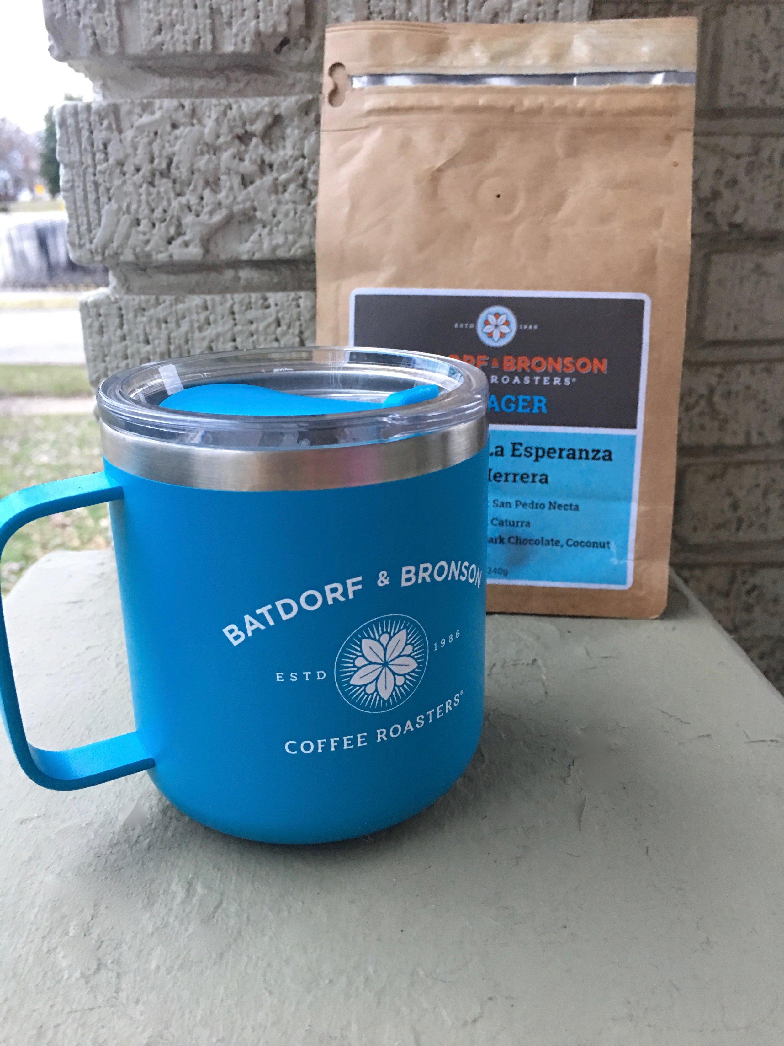Batdorf & Bronson Guatemala La Esperanza coffee