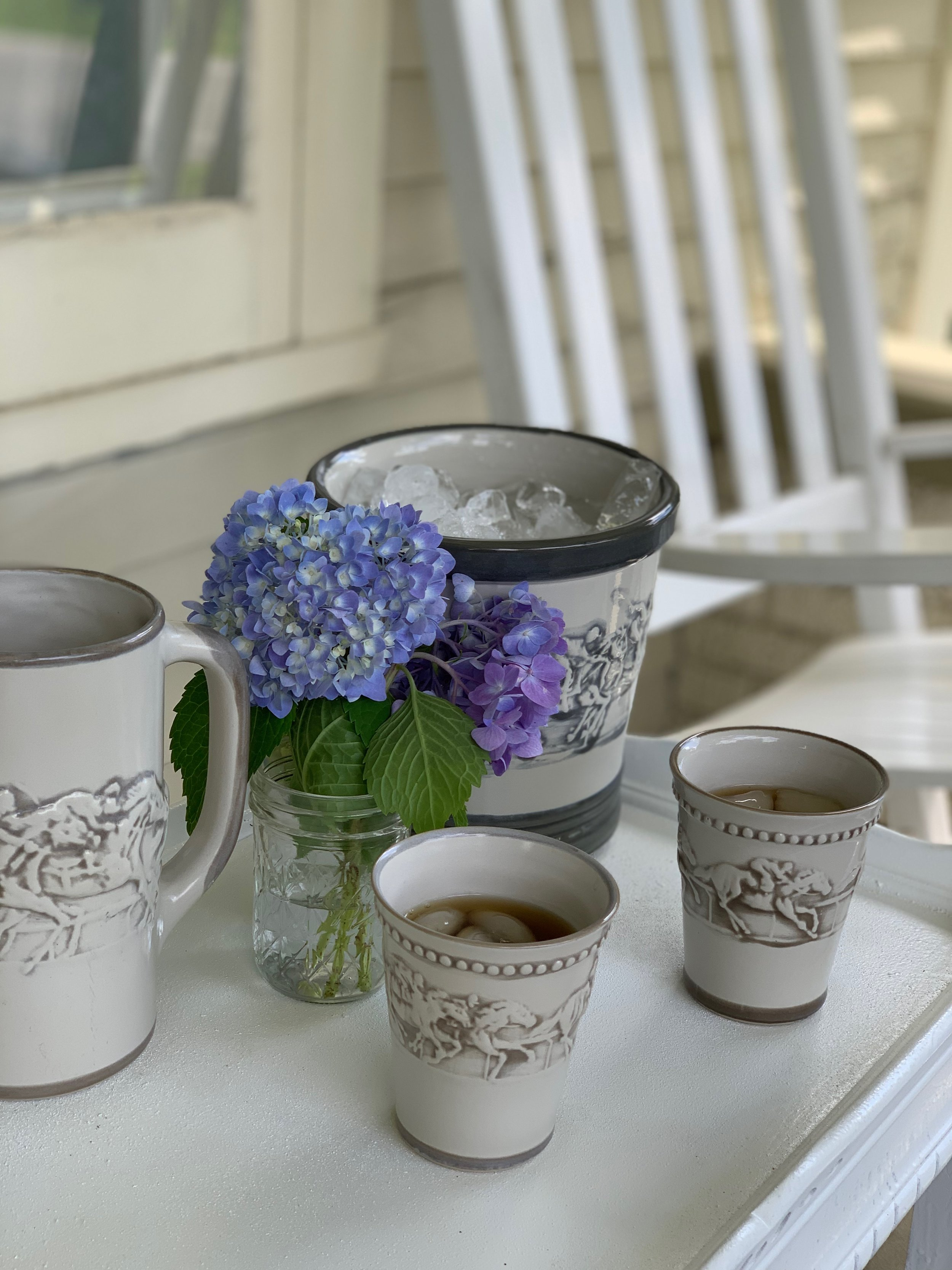 Stoneware & Co mint julep cups