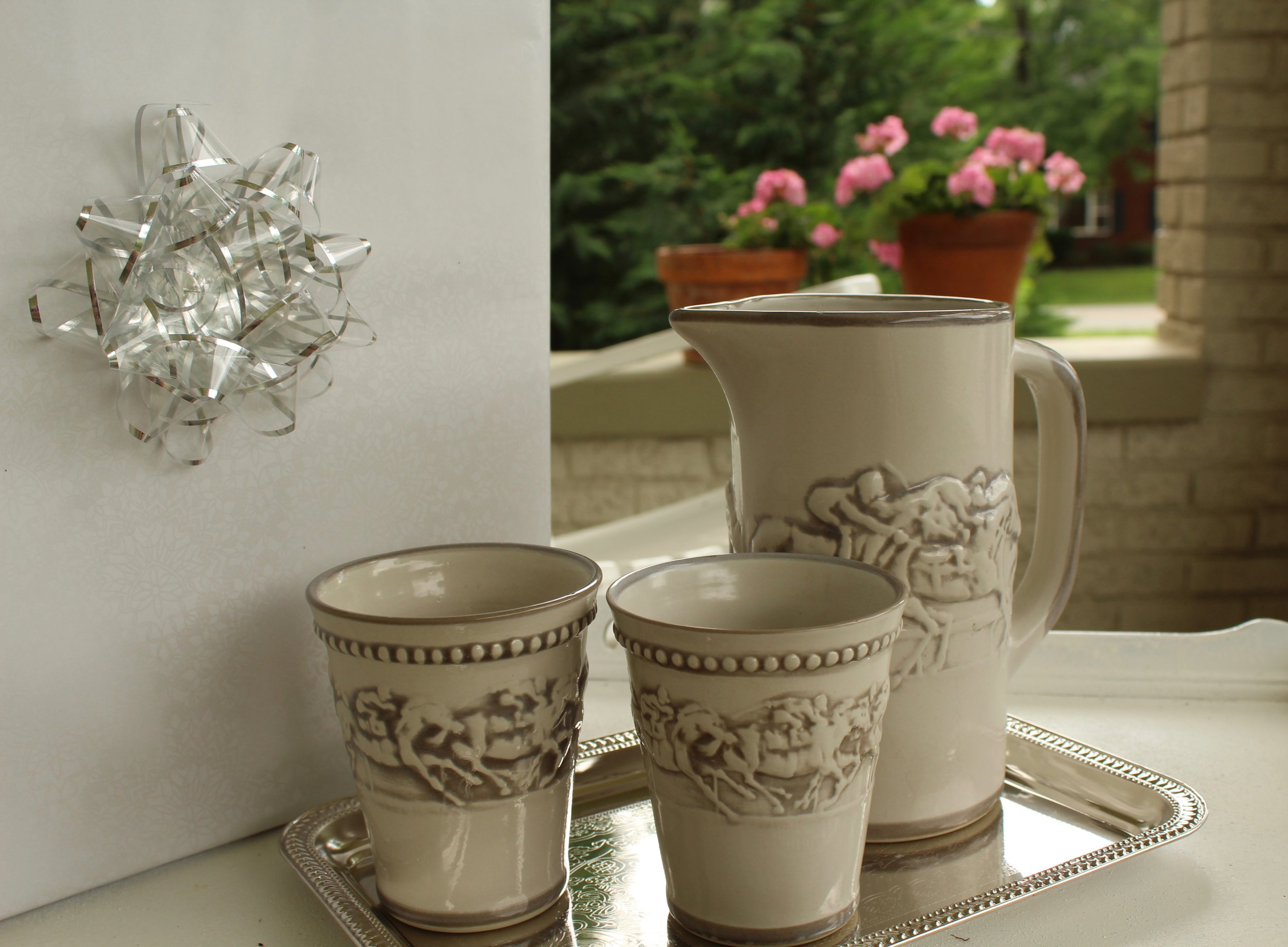 HerKentucky.com Summer Gift Guide | Stoneware & Co bar pitcher