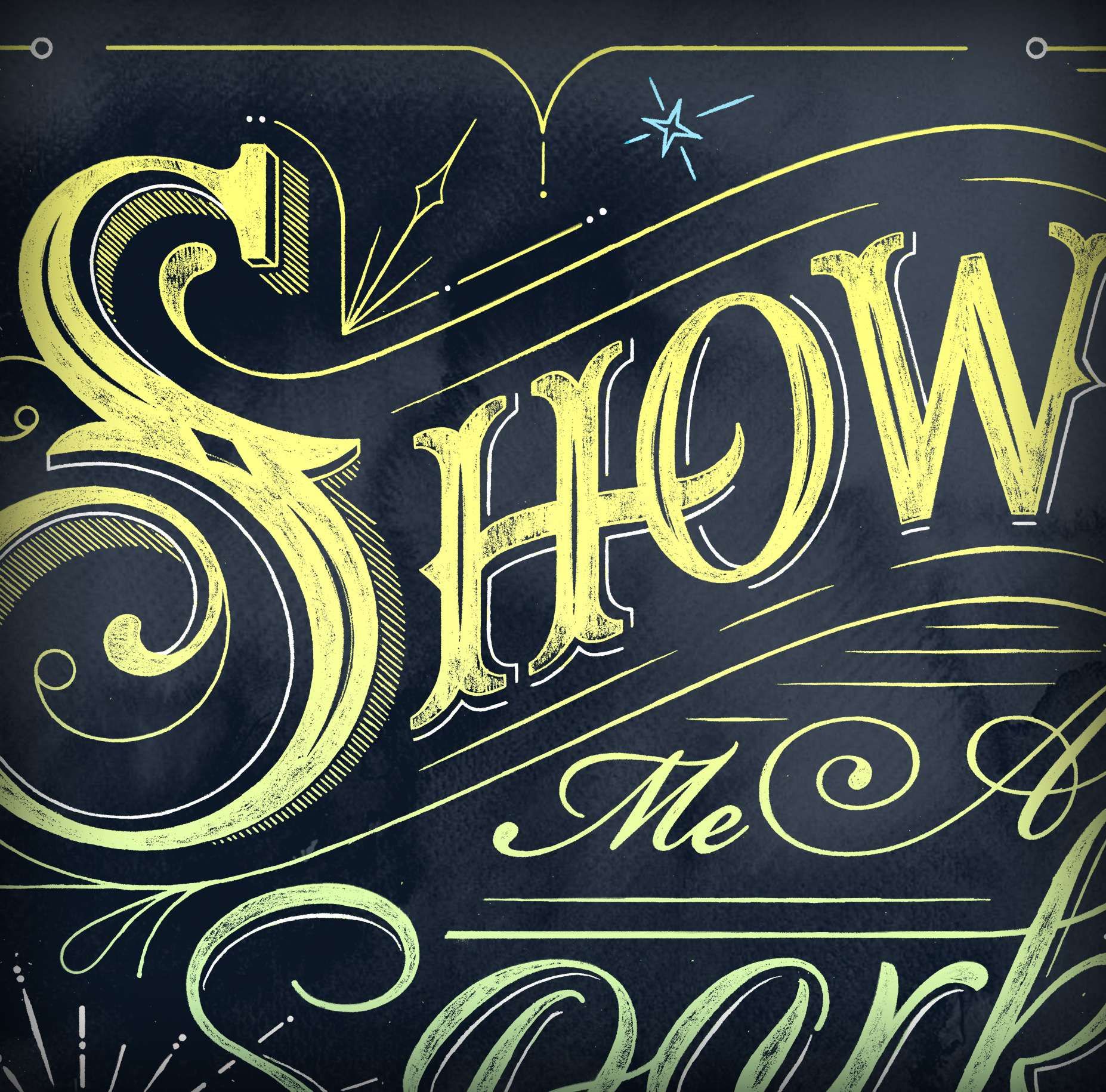 """""""Show me a spark..."""""""