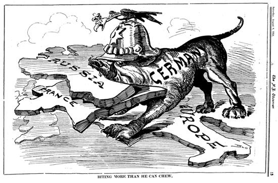 Ww1 100 Years Ago Today New Zealand Cartoons Pikitia Press