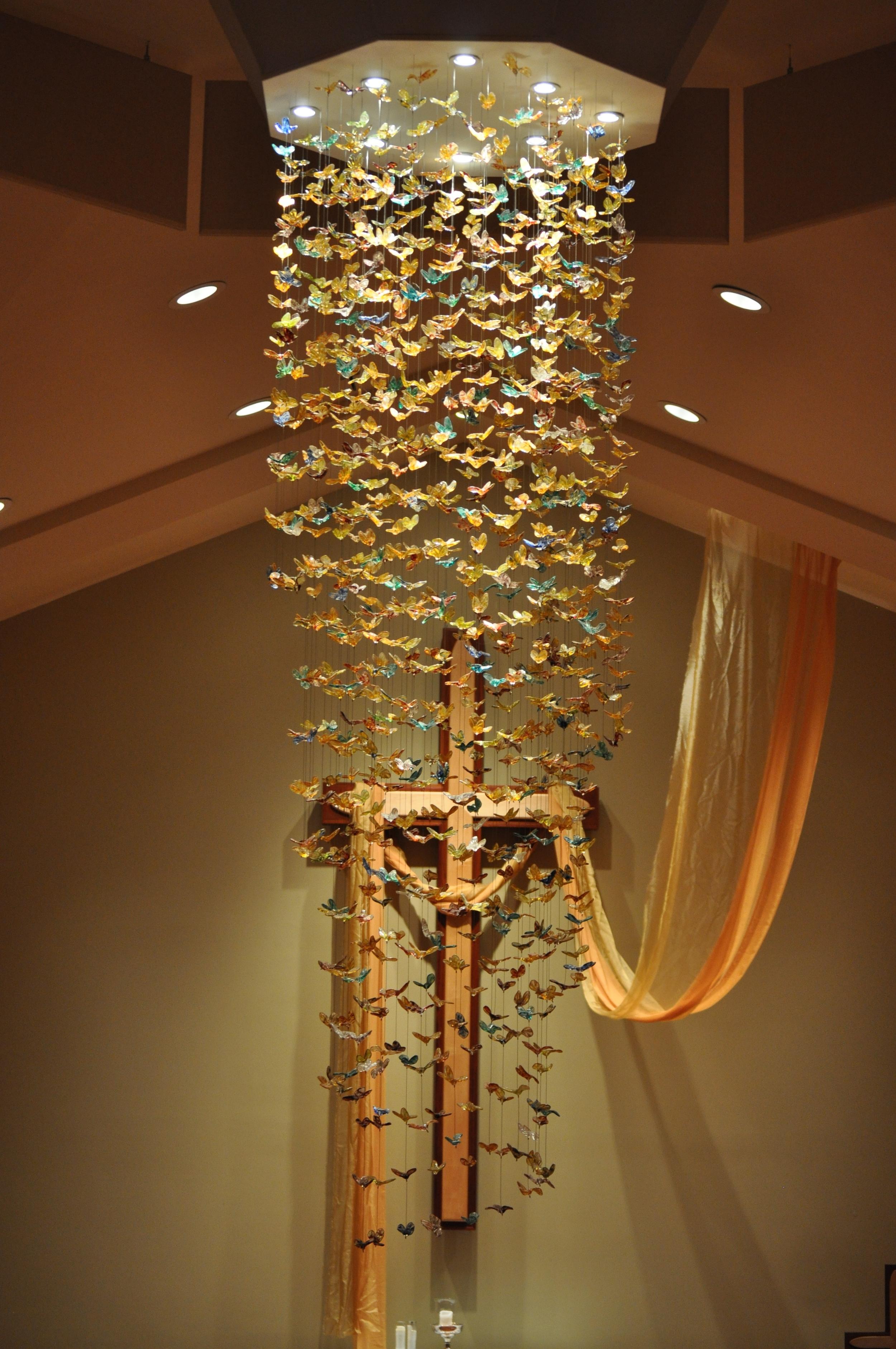 Holy Spirit Sculpture