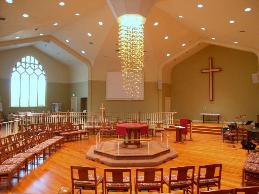 Queen Anne United Methodist Sanctuary