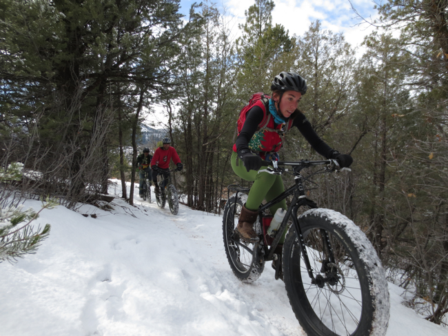 Second Annual Fatbike & Ugly Sweater Rally!