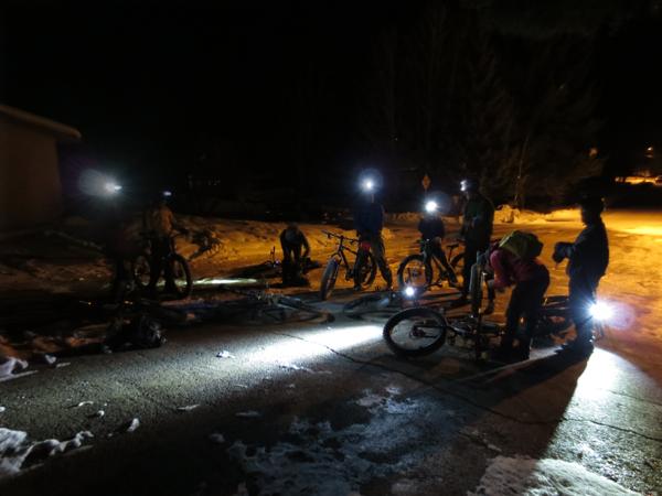 Night riders, arise! Tuesday Nights are happenin'!