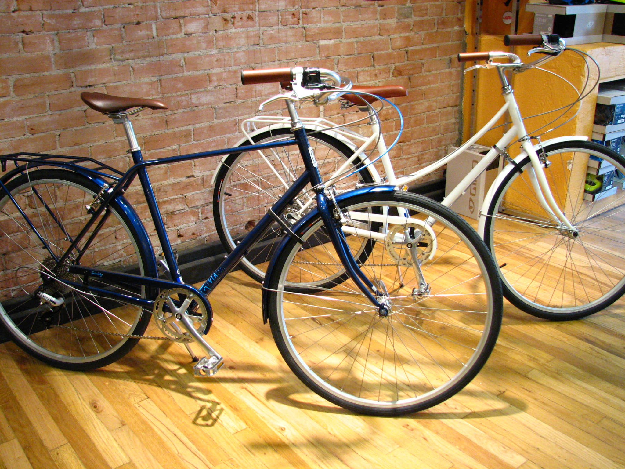 Civia Twin City townies: Were $600, now $475 (a sweet townie at a sweet price!)