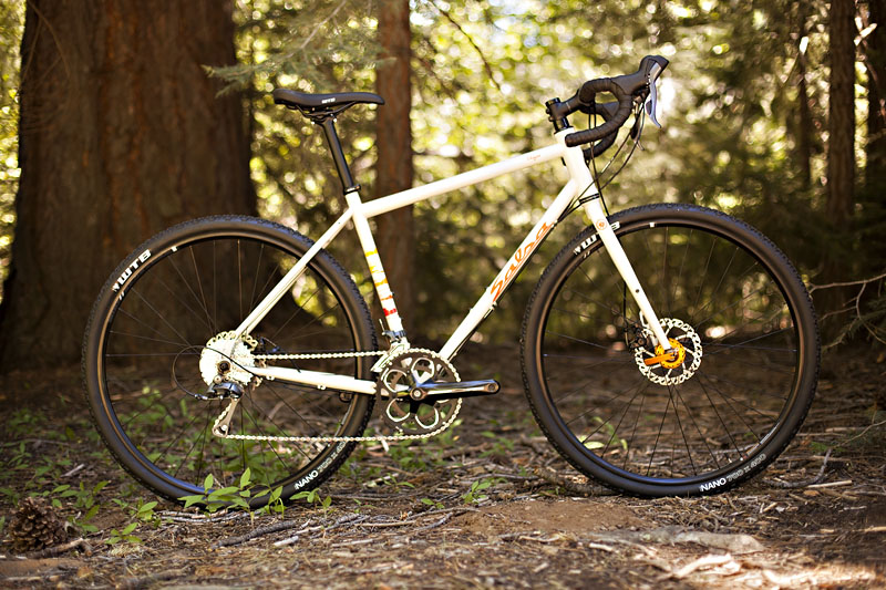 Vaya Claris brings gravel/touring/road disc action your way for only $1100.  Dang.