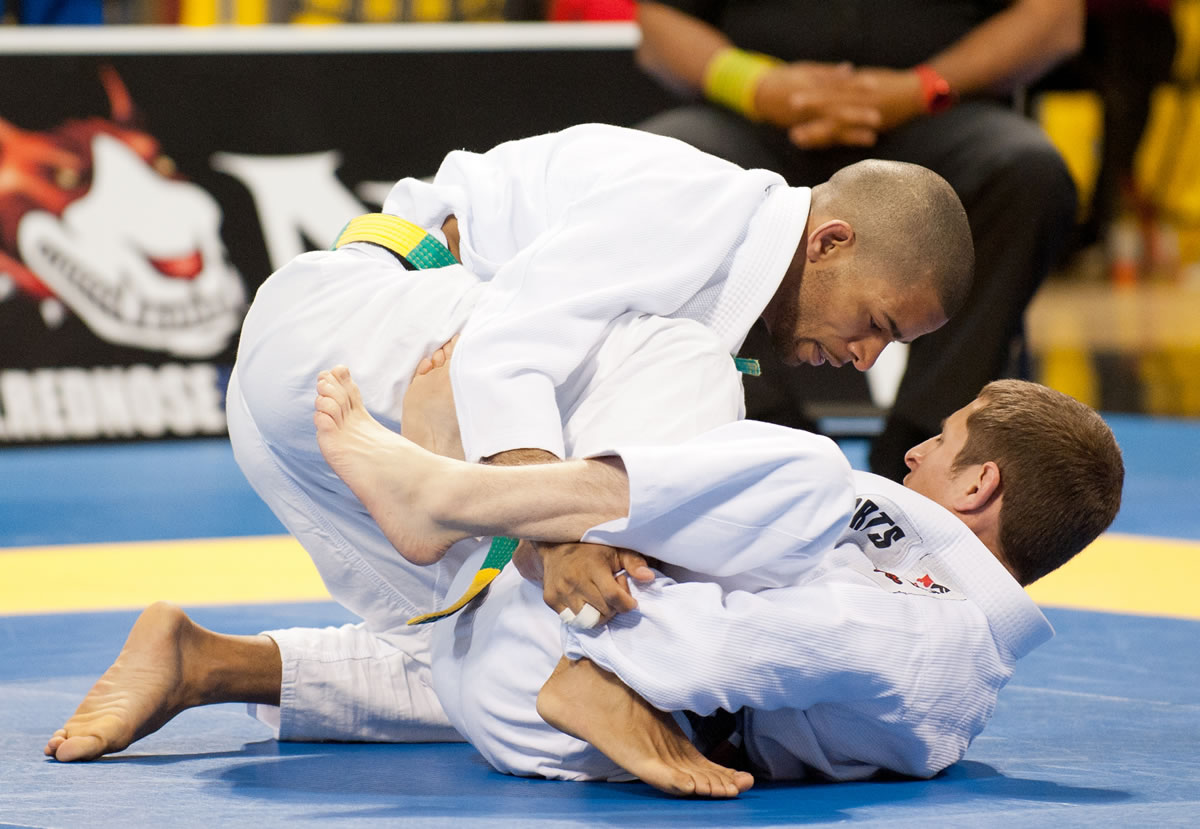 learn to win on the mat