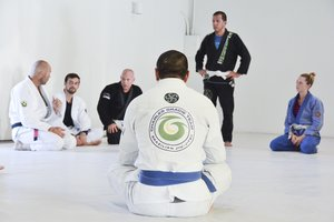 Adult Program - The Gracie Kona Adult Program teaches the perfect blend of practical self-defense and sports Jiu-Jitsu. Improve your mental and physical well being and discover a lifestyle.LEARN MORE >>