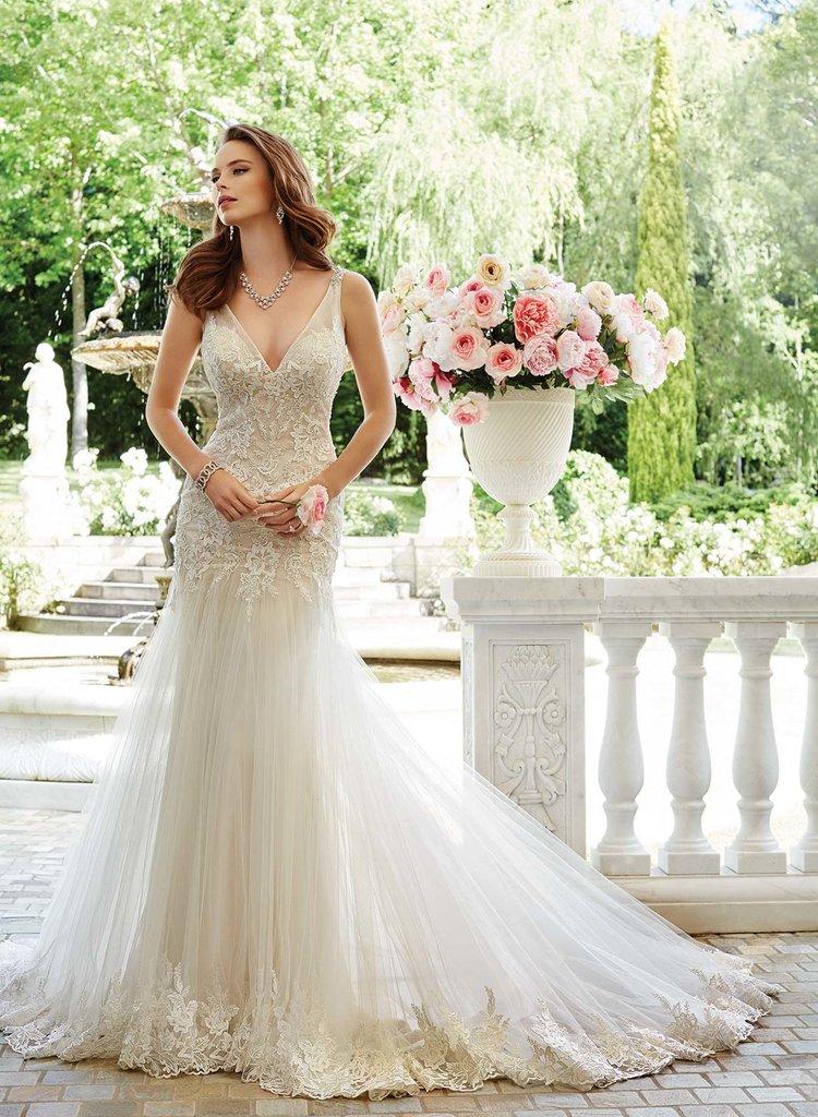 Sophia Tolli Wedding Gown Size 12 Muse Boutique Bridal Studio