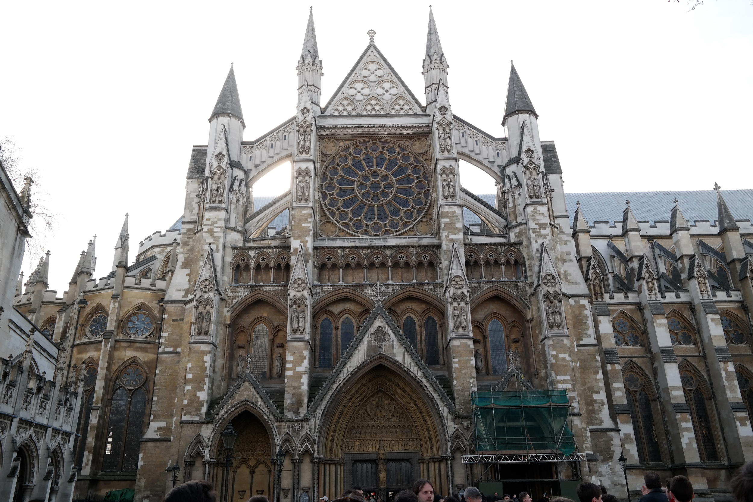 Westminster Abbey: You must sell them your firstborn for a ticket to enter, but it's worth it.