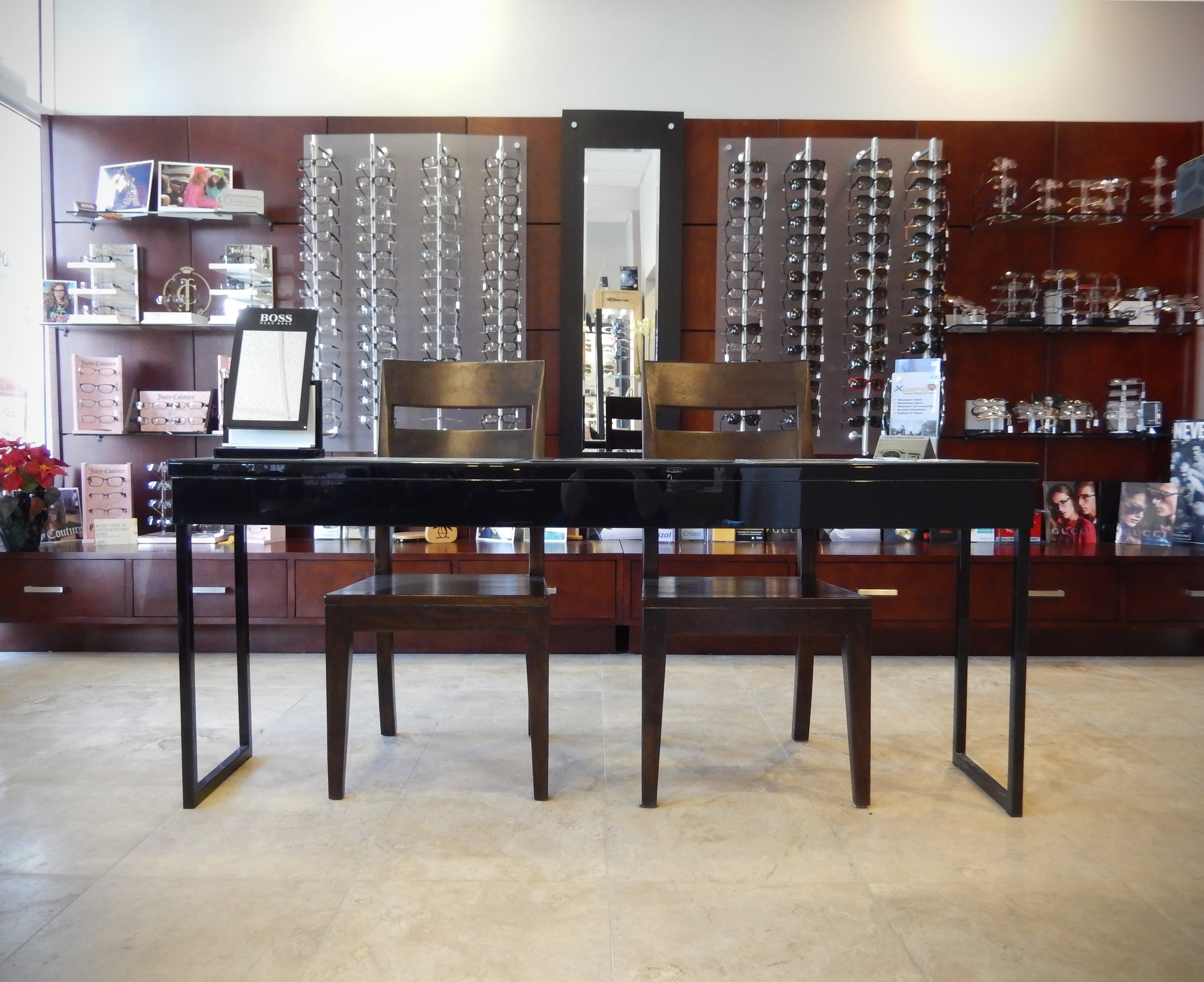 OPTICIAN: A PERSON QUALIFIED TO MAKE AND SUPPLY EYEGLASSES AND CONTACT LENSES FOR CORRECTION OF VISION -
