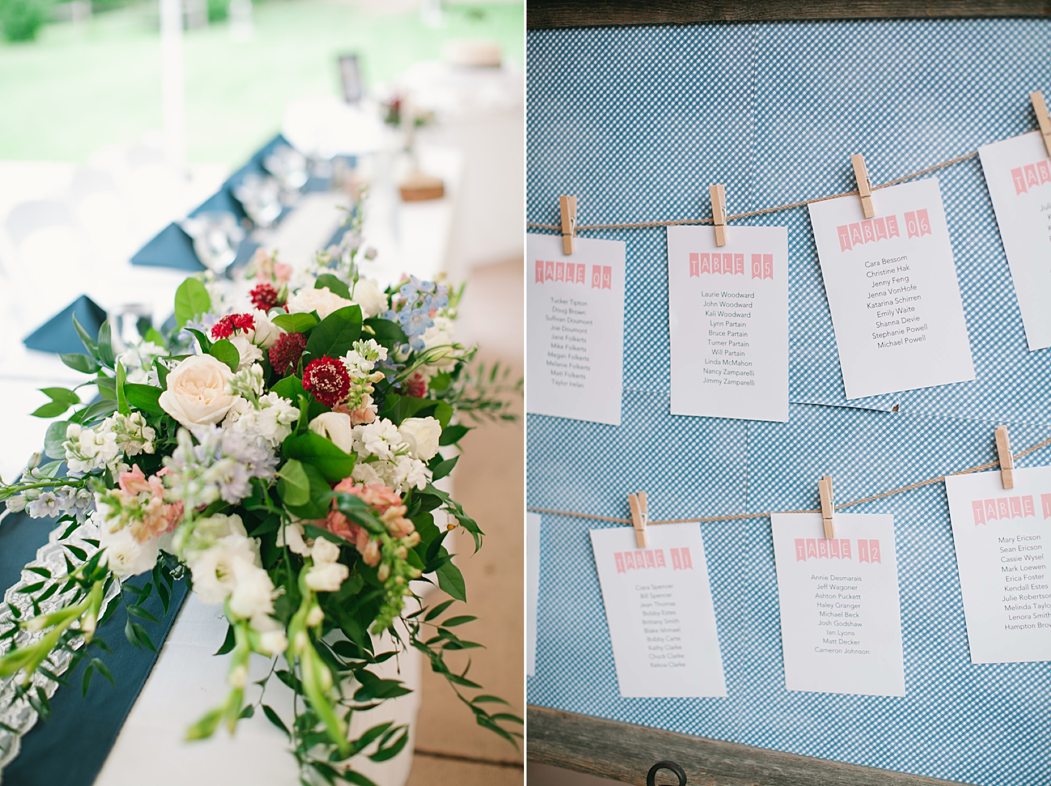 Painted Primrose Florist Colorado Wedding