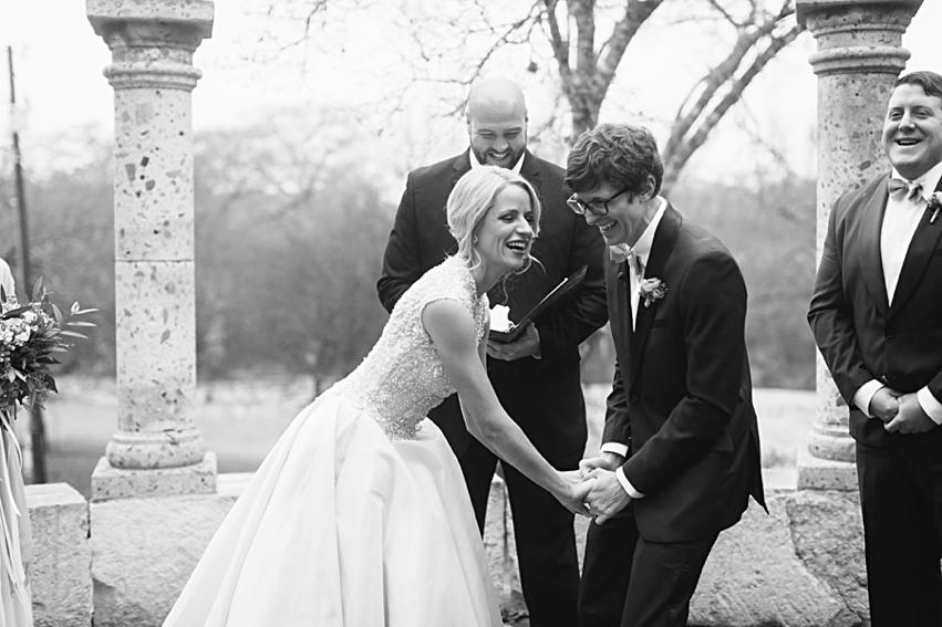 Creekside Driftwood Wedding Photography
