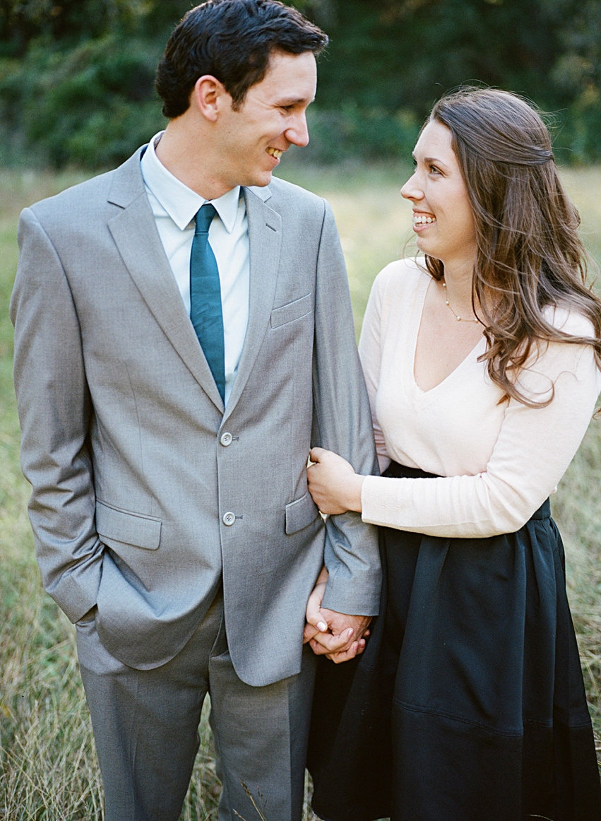 Commons Ford Park Engagement Session