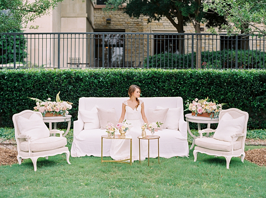 Brides of North Texas Tabletop Shoot