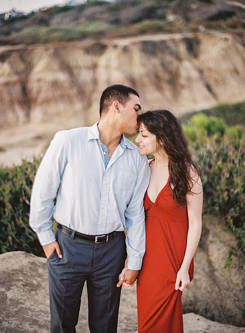Sunset Cliffs Engagement Session