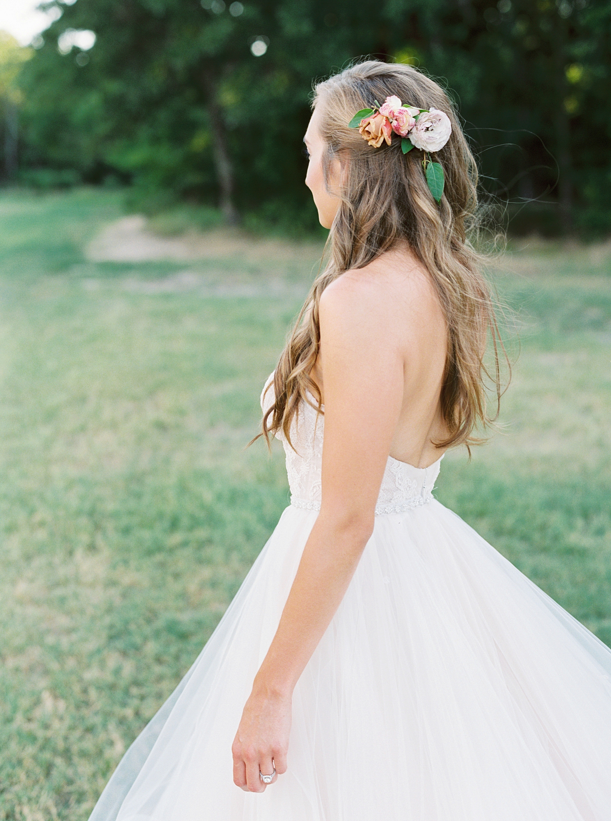 White Sparrow Barn Bride