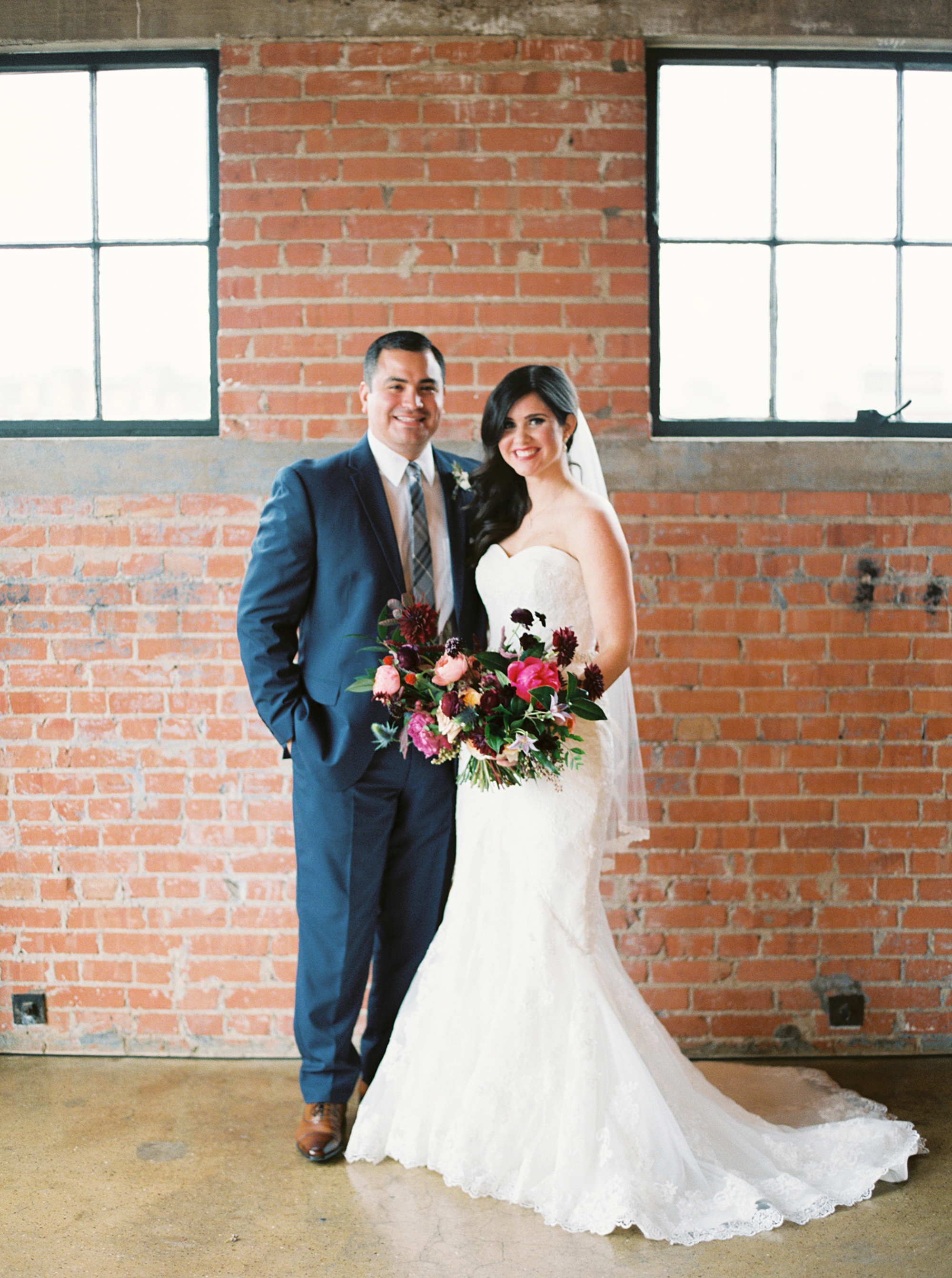 Hickory Street Annex Wedding