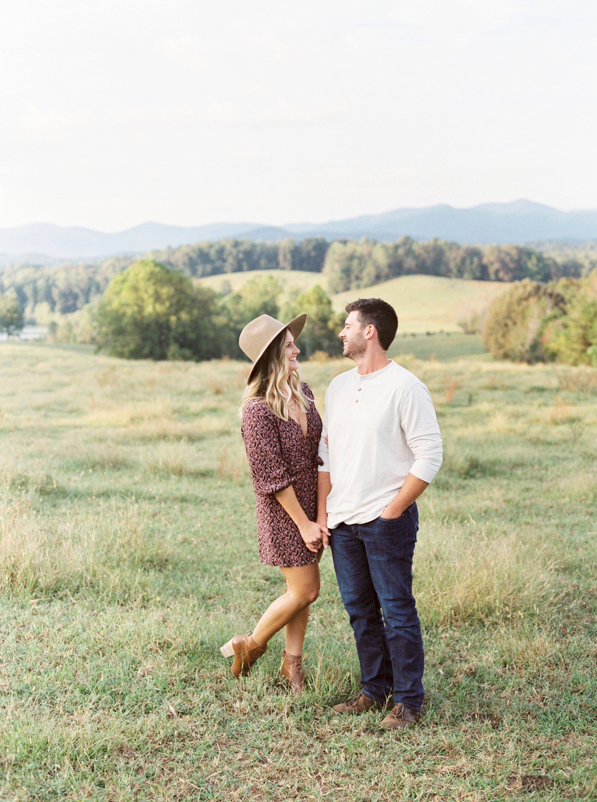 North Georgia Couples Session