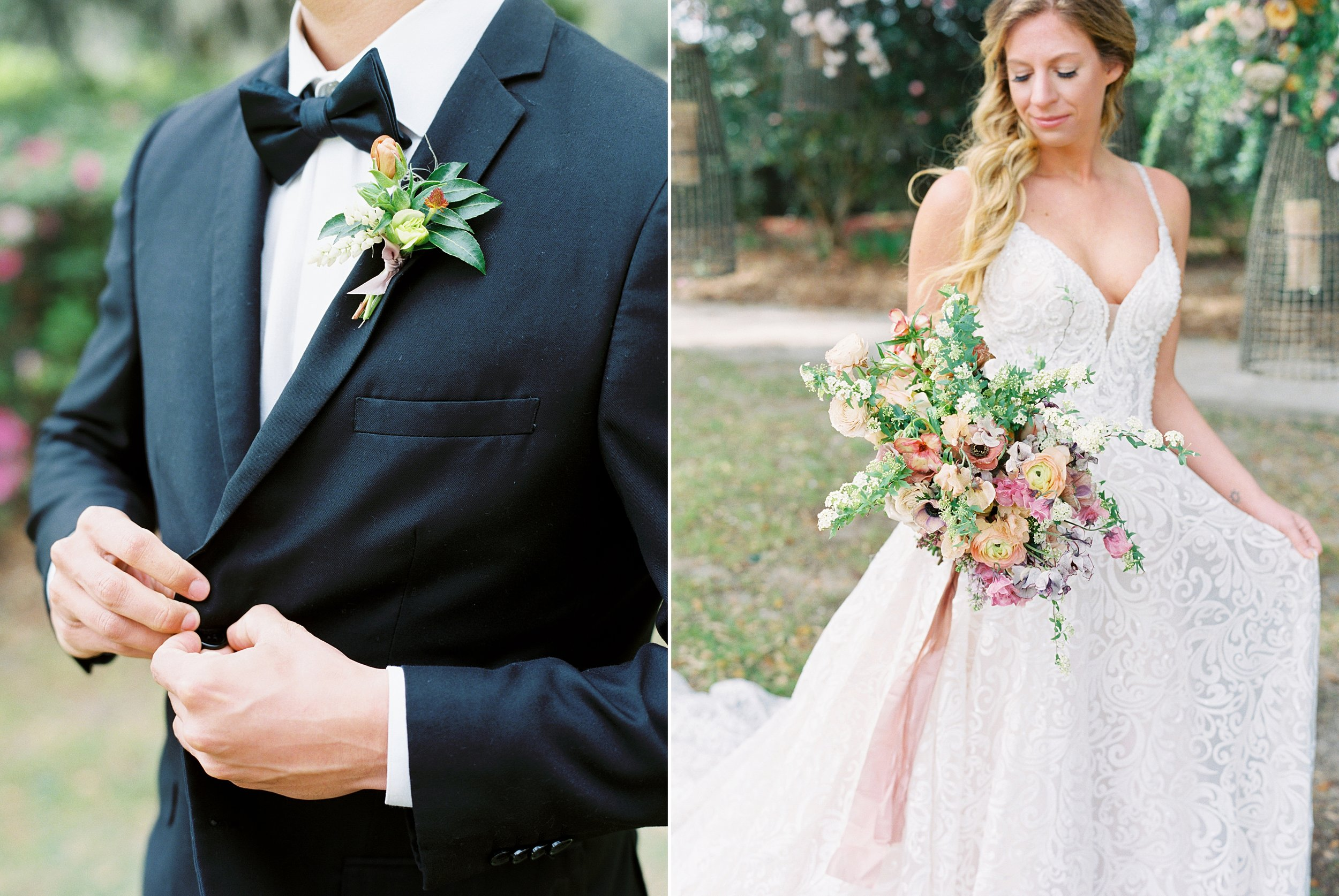 Charleston Middleton Place Wedding