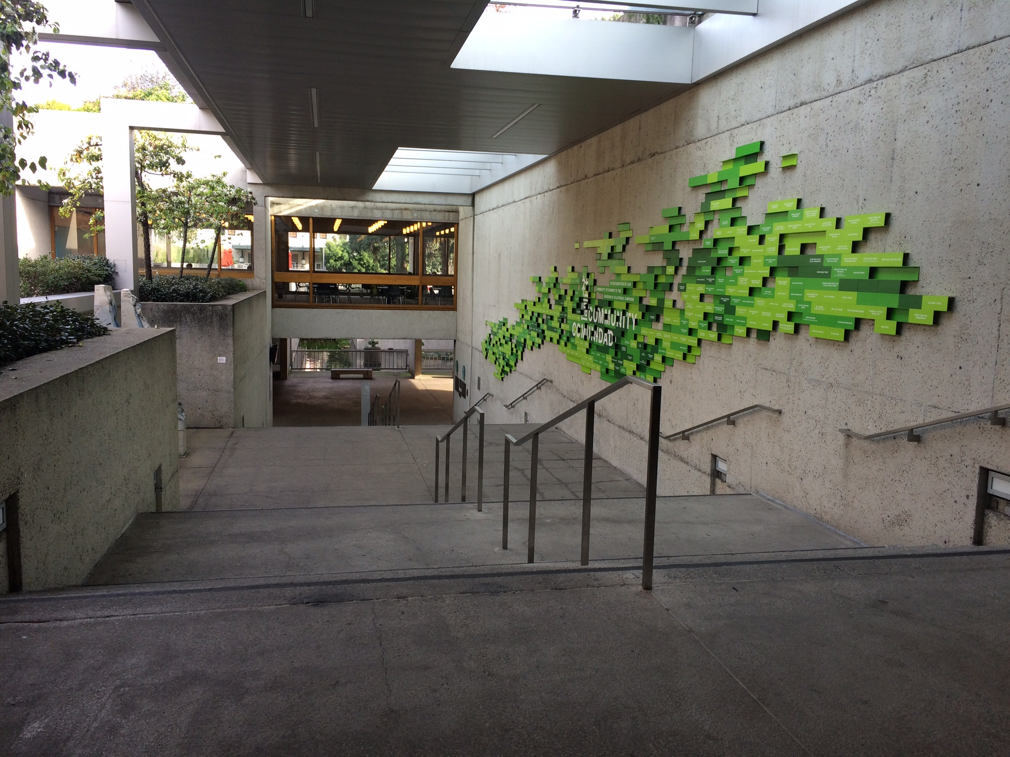 Oakland Museum, venue for Kiva event on March 16!