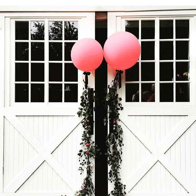 The  Lombardi House  Instagram is such a treasure trove for event inspiration! Miraya recently checked it out in person to help plan The ShopUp LA and confirms the space is as dreamly IRL as it appears on our screens.