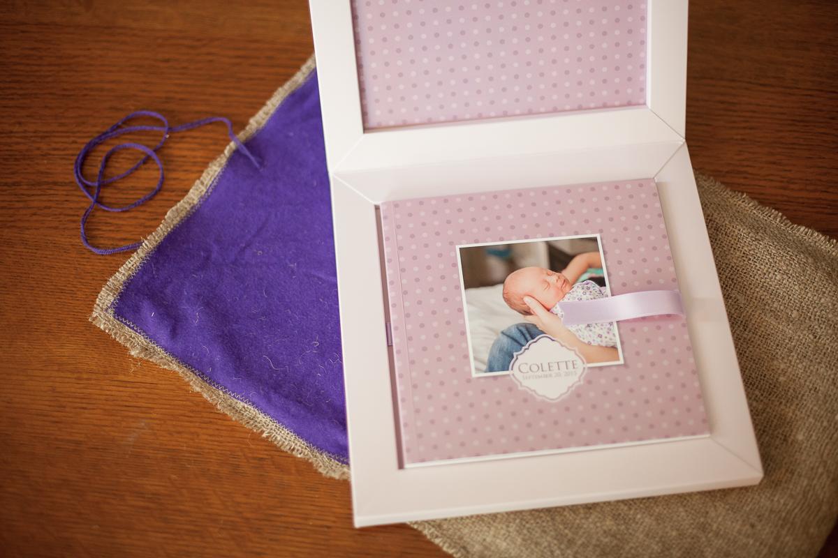 Classic Album Box and custom image cover