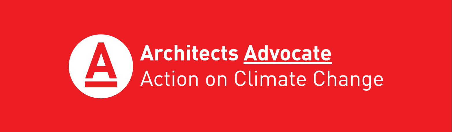 Recently, we were selected to join the  Architects Advocate , a group dedicated to combat climate change via smart building design. Buildings produce 45% of CO2 emissions, and consume 75% of electricity in the US. We hope to reduce that number greatly through sensible, efficient design. Come get green with us.