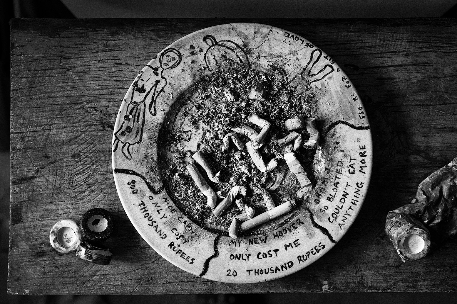 The Artists' Ashtray    photo copyright : Russell Shakespeare 2015