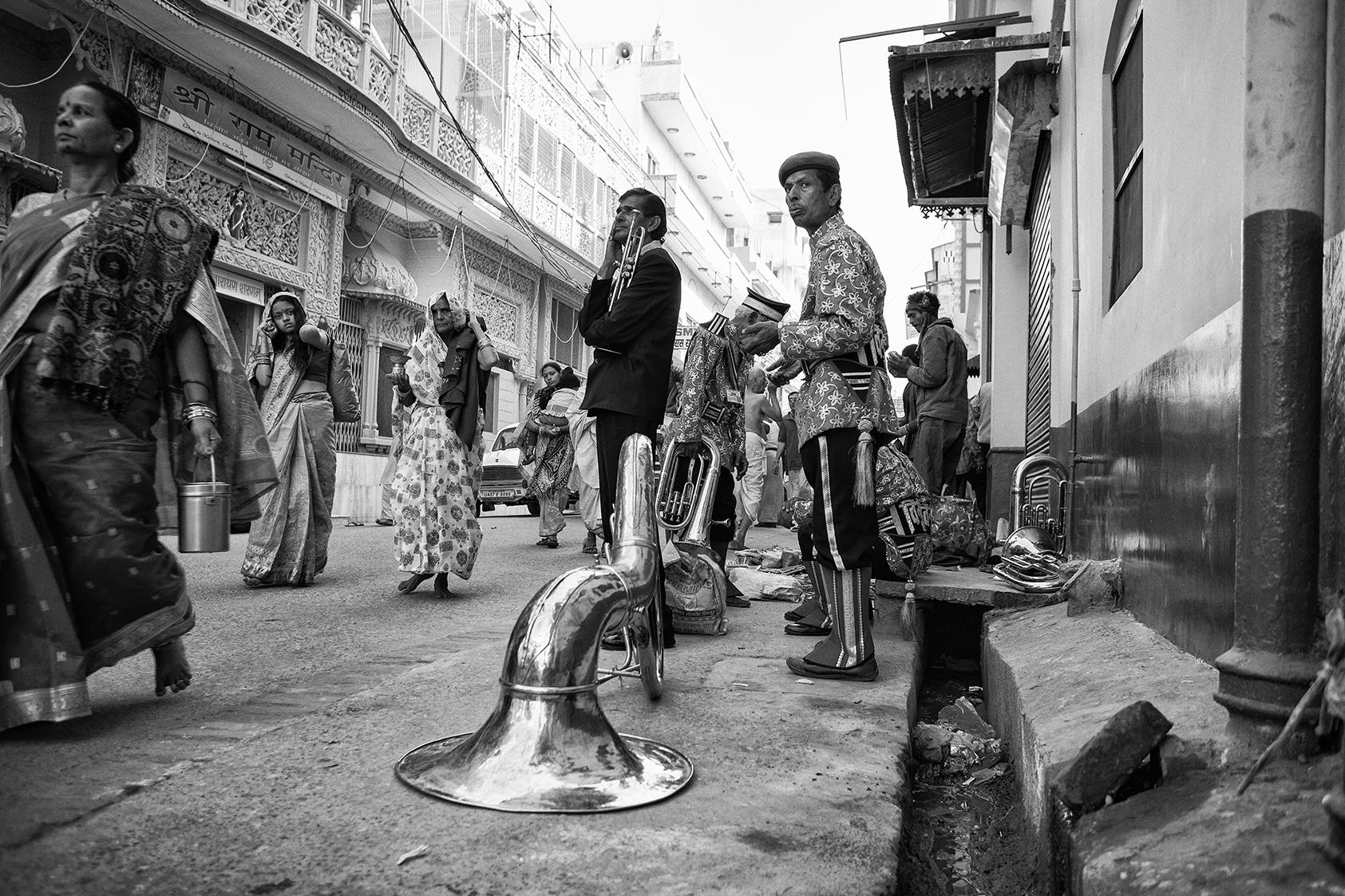 """Haridwar, India""  photo copyright : Russell Shakespeare"