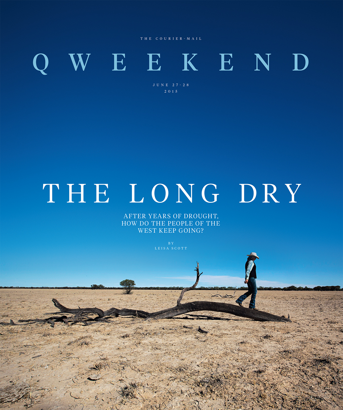 """The Long Dry"" for Q Weekend Magazine.   photography : Russell Shakespeare"