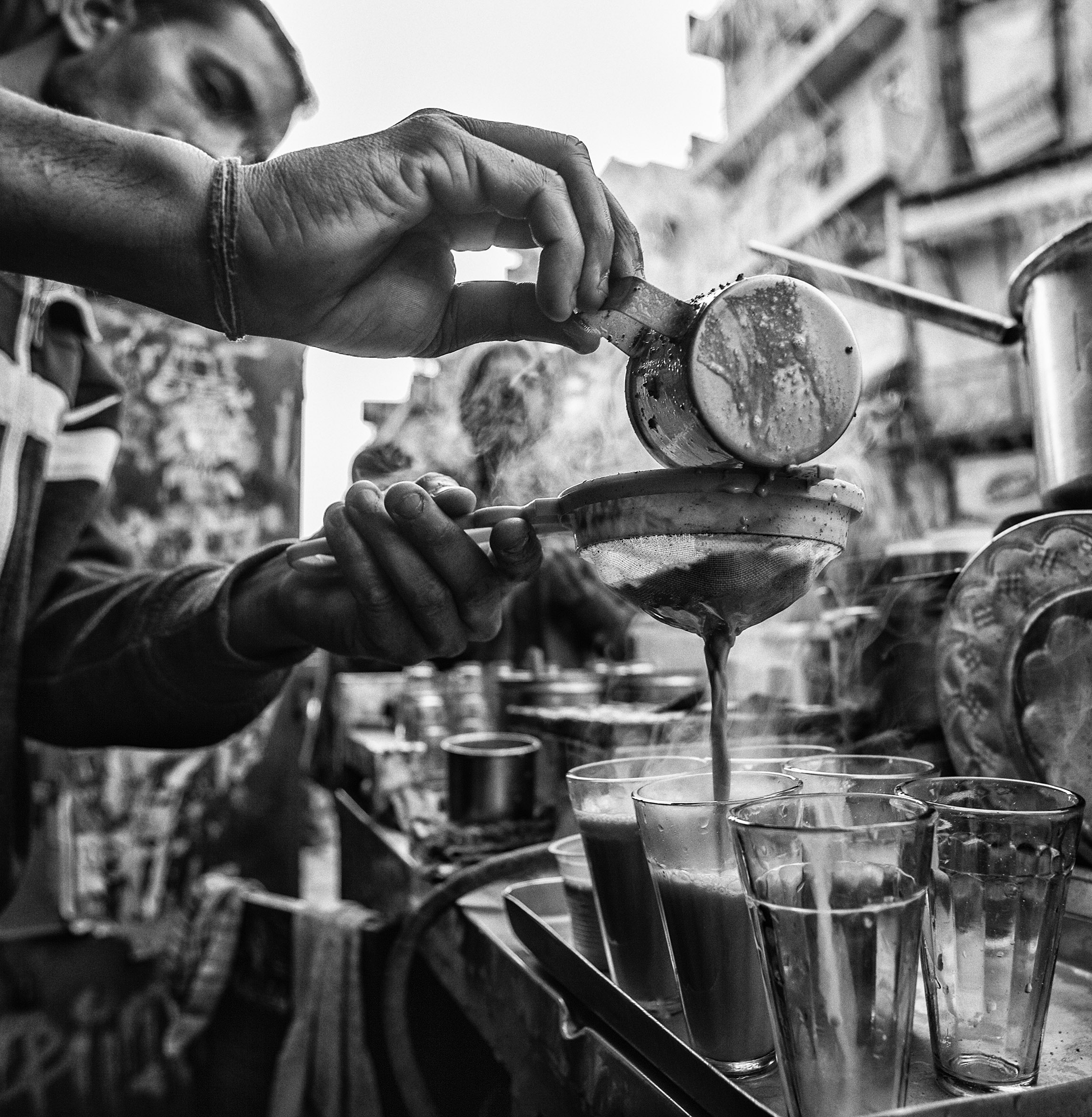 """""""Chai Master""""       photo copyright : Russell Shakespeare 2015"""