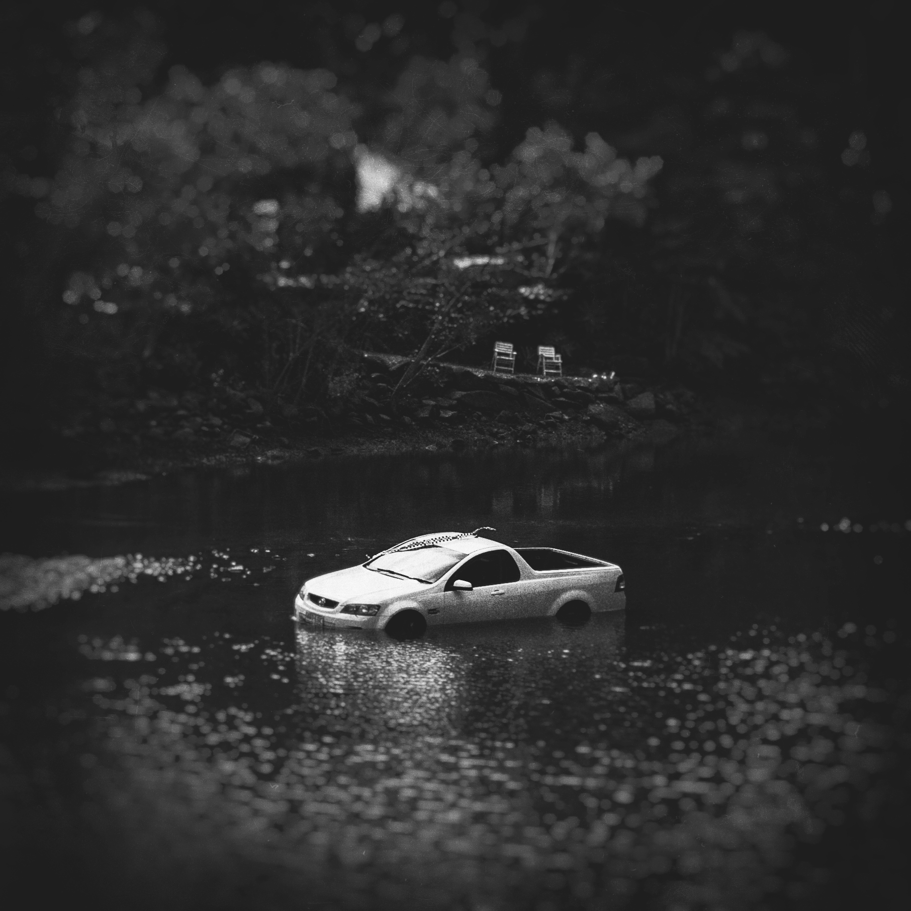 """A Drift gone wrong, Currumbin Valley""             ©Russell Shakespeare 2017"