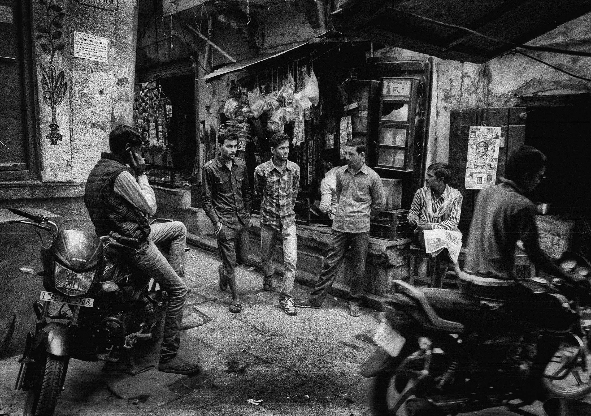 """""""Varanasi, India""""                               © Russell Shakespeare 2017"""