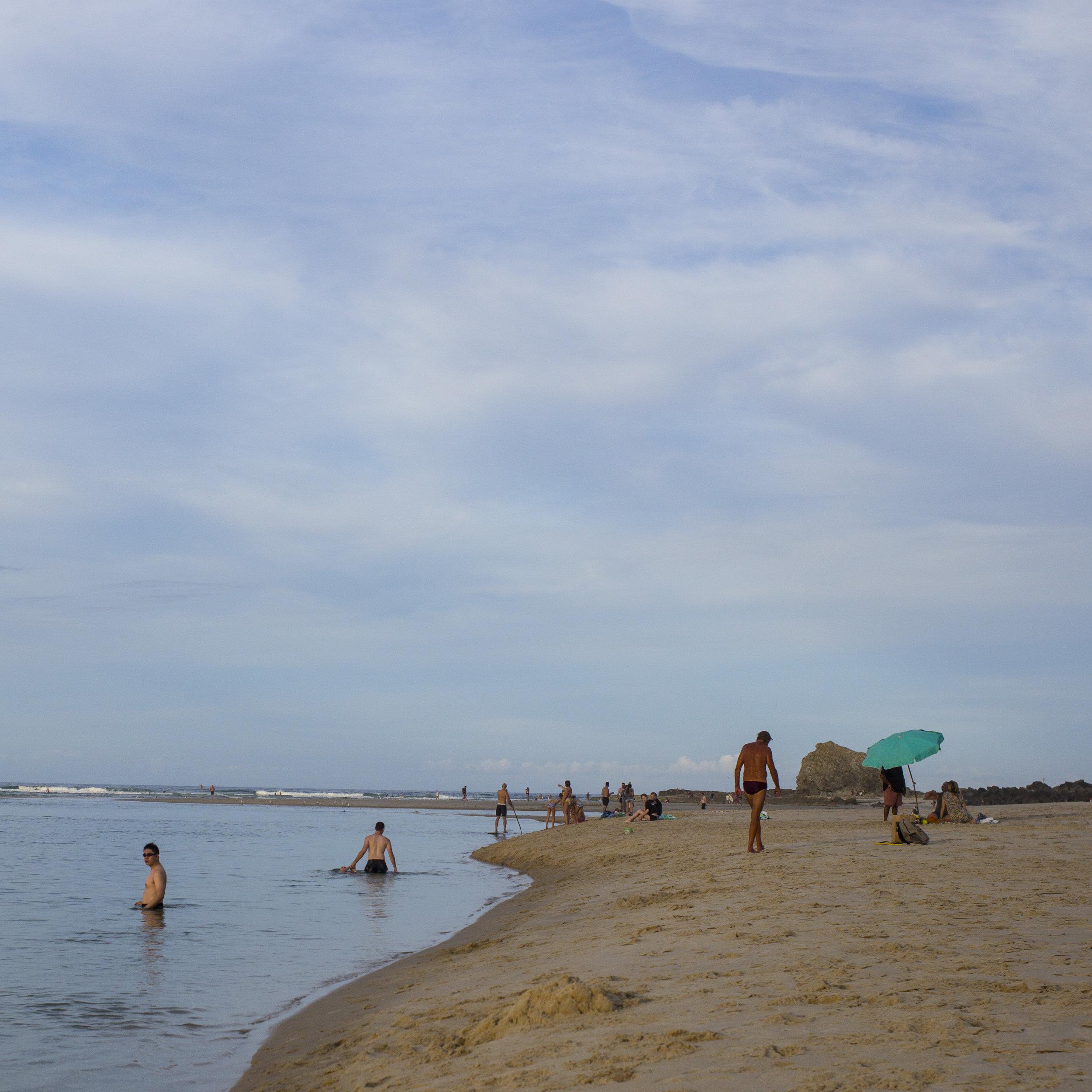 """""""Currumbin Beach""""                                    © Russell Shakespeare 2018"""