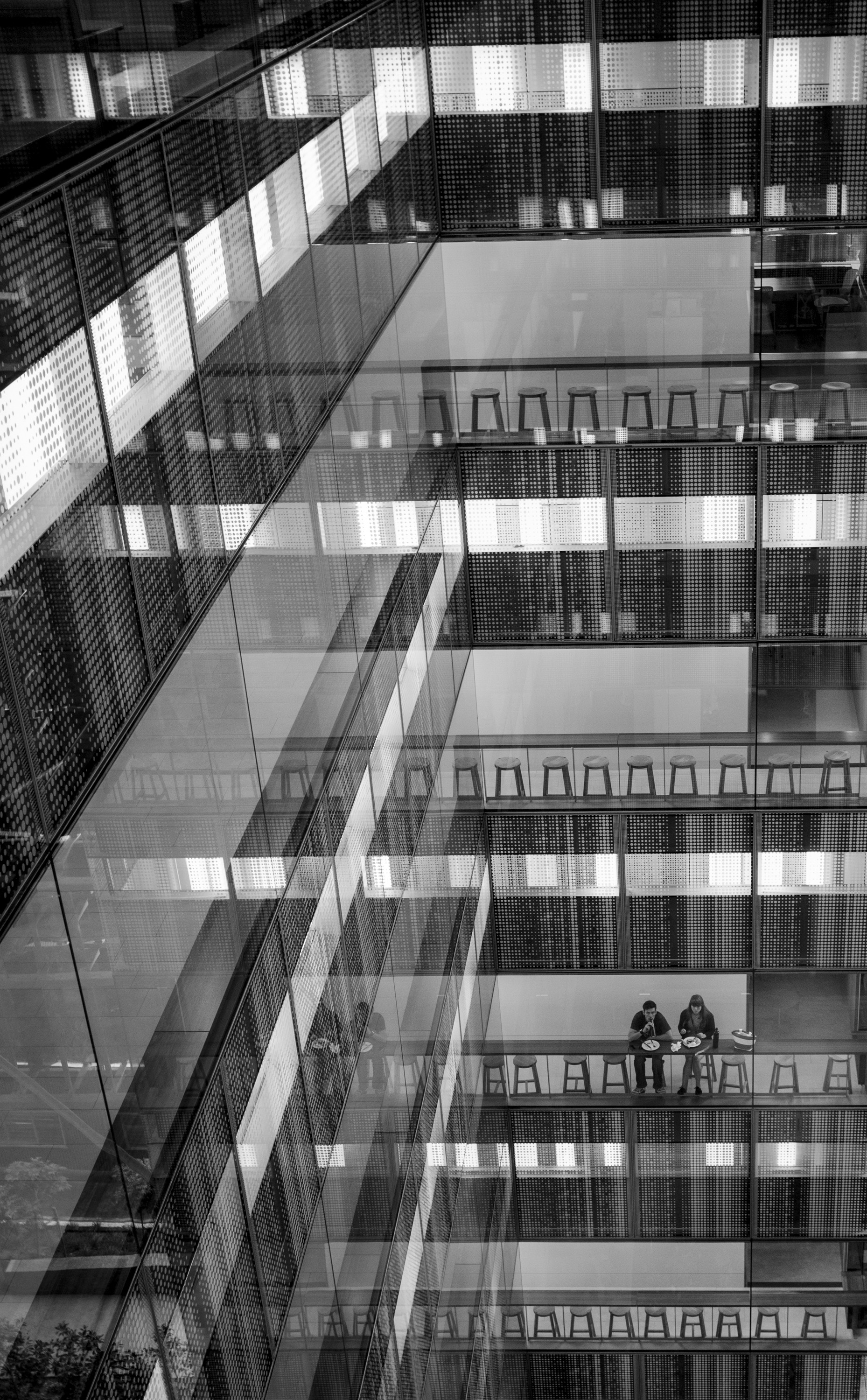 Translational Research Institute (TRI) © Russell Shakespeare/The Magnum Foundation 2018