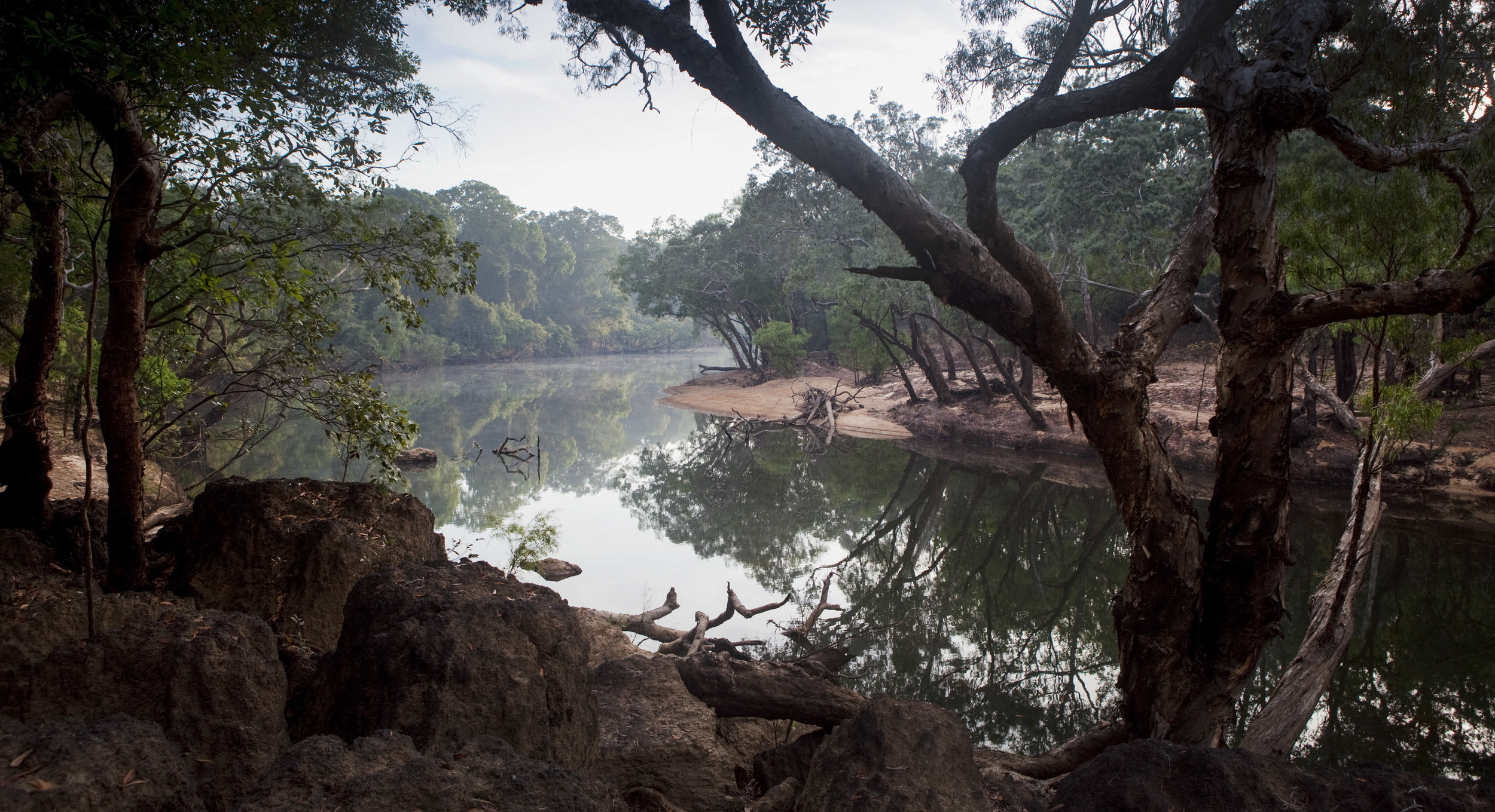 Boulder Bend, The Steve Irwin Wildlife Reserve. © Russell Shakespeare/Australia Zoo 2018