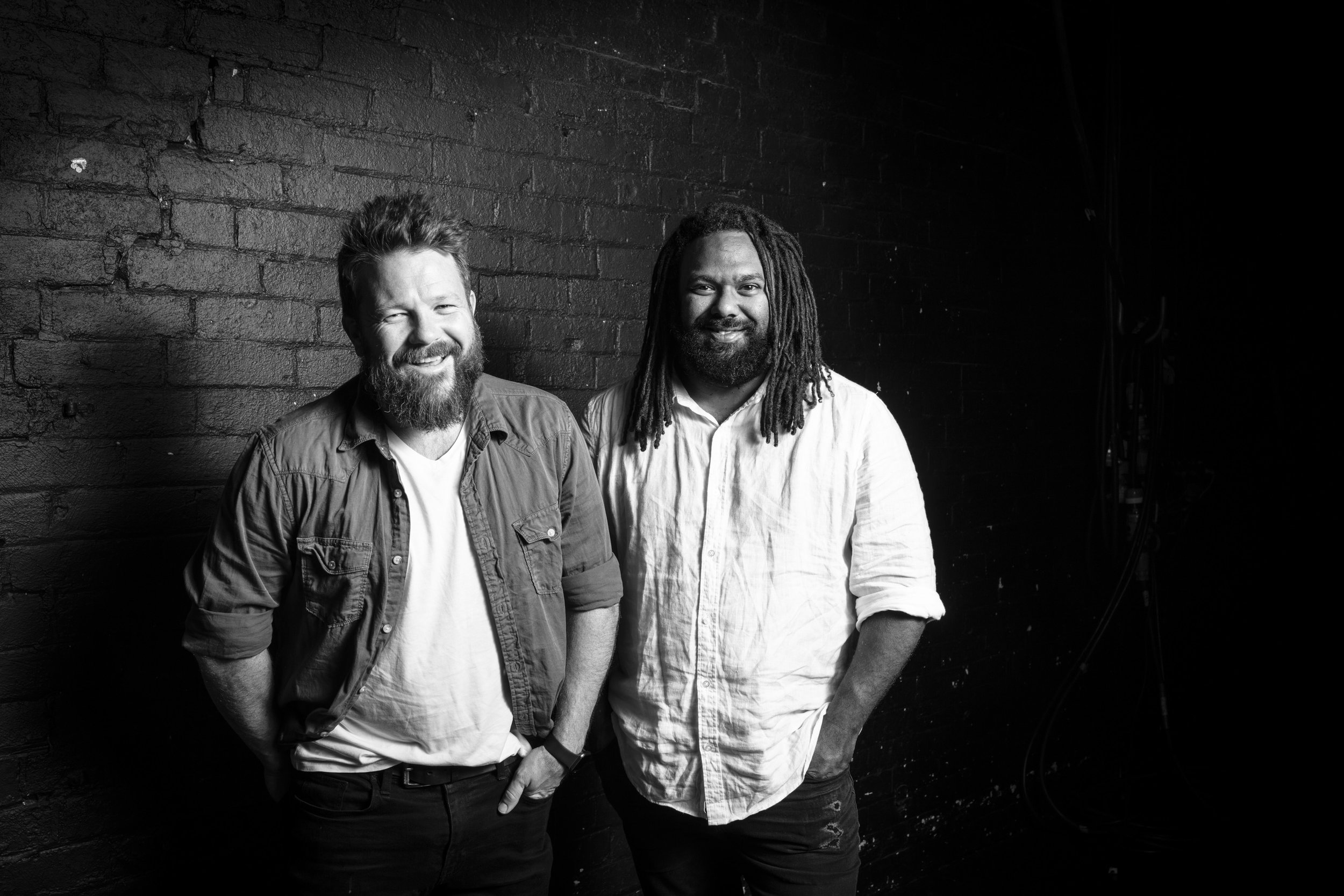 """""""Busby  Marou"""" photographed at The Tivoli, Brisbane.                                                     © Russell Shakespeare 2019"""