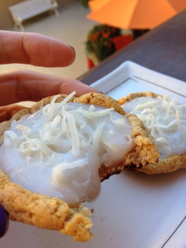 young coconut questbar pie