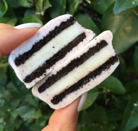 yogurt covered oreos
