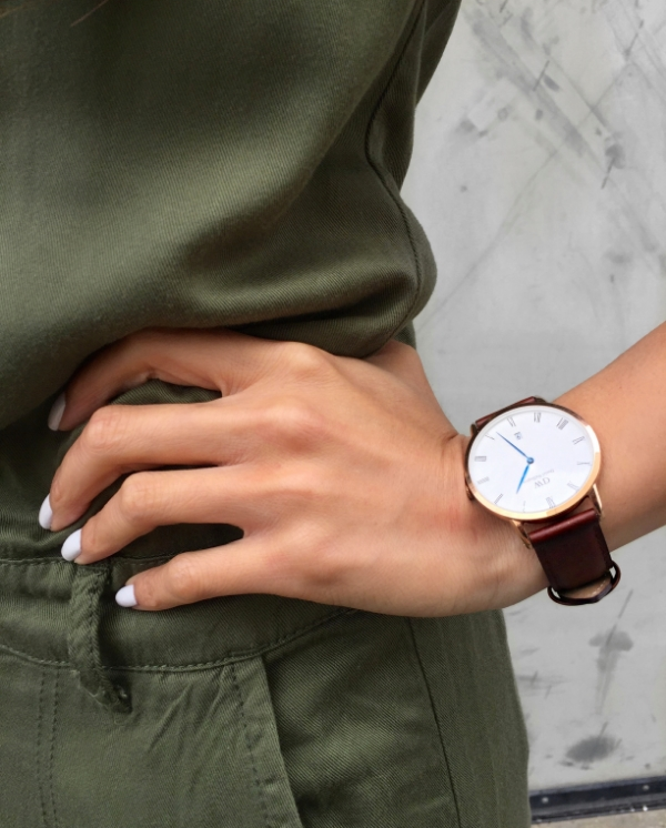 Get your own Daniel Wellington watch for 15% off using my code STIRANDSTYLE!